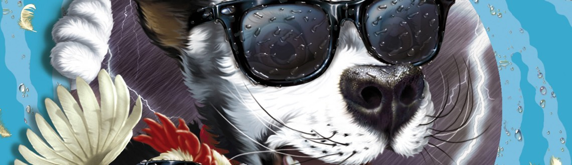 Andrew Farley Spy Dog News Feature Image