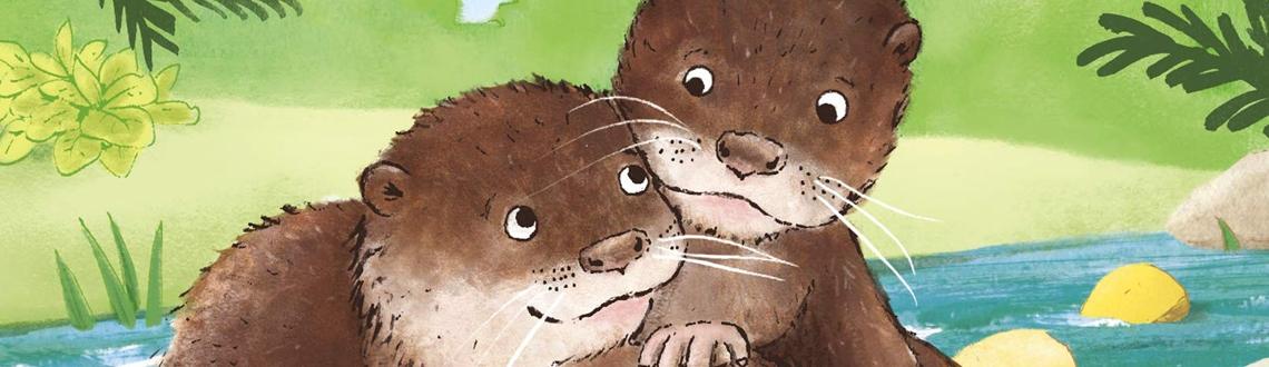 Hannah George Animal Adventure Club Otter News Feature Image