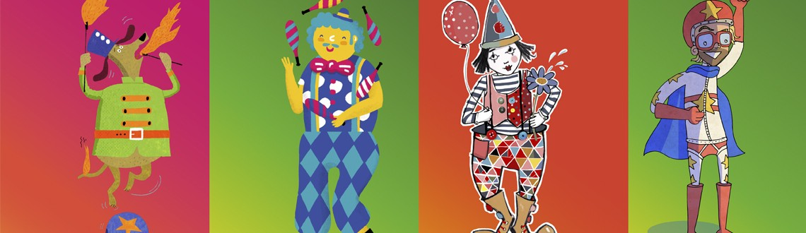 Kids Corner Circus News Feature Image