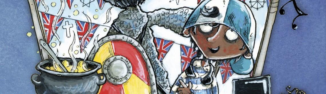 Zoe Sadler British Values News Feature Image