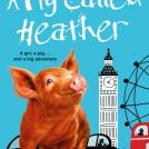 Andrew Farley & Ana Seixas Piglets News Item Book Jacket