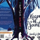 Keeper of Secrets Cover Artwork by Becky Thorns