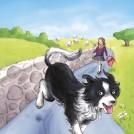 Hannah George Its a Dog's Life News Item