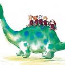 Hannah George New Work Dino News Item