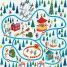 Paul Boston Christmas Puzzle Pad News Item