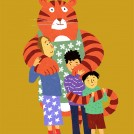 Paul Boston WBD New item Tiger Nanny