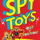 Tim Wesson Spy Toys News Item Book Cover