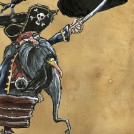 Zoe Sadler Pirate News Item